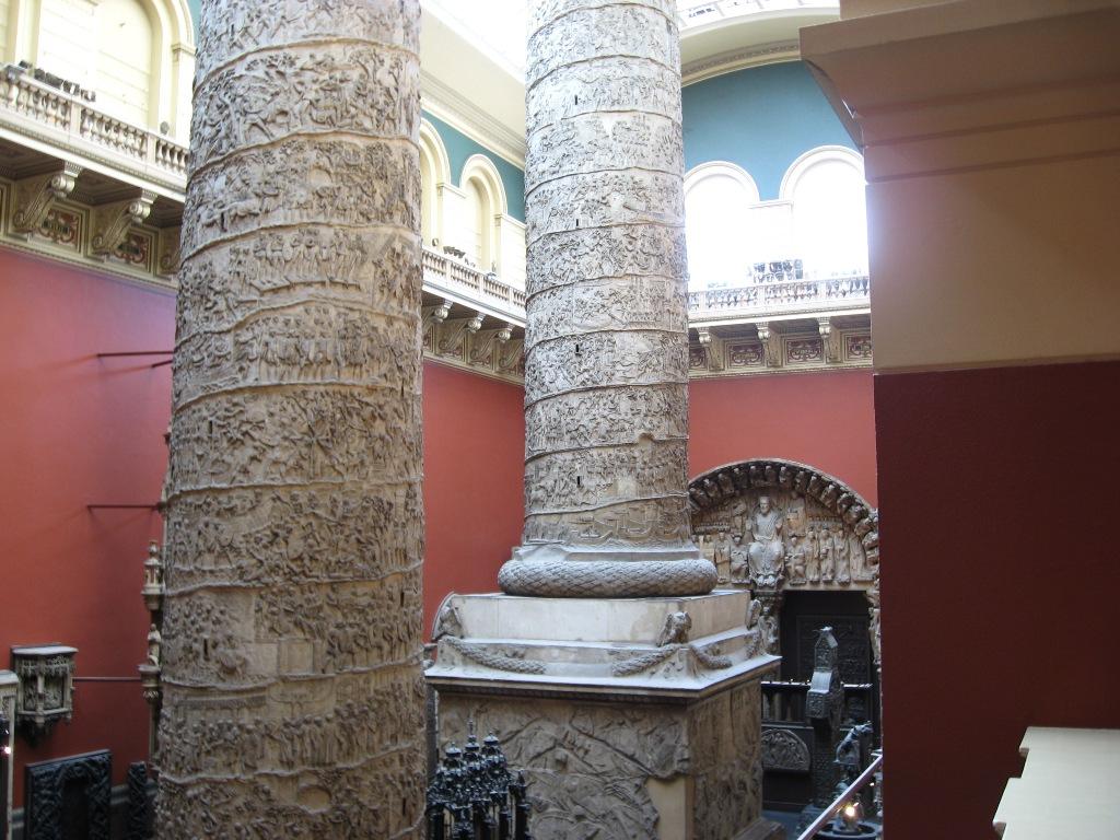 Kunstwerke im Victoria & Albert Museum