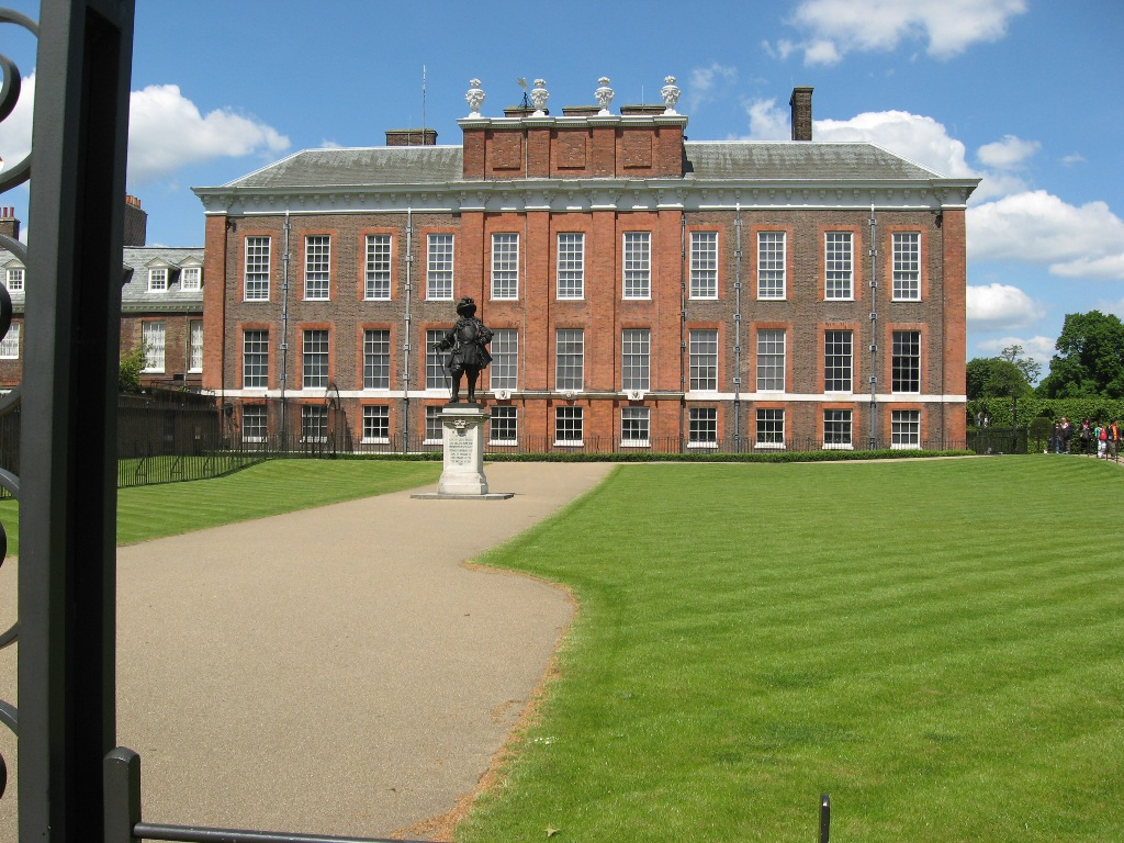 Der Kensington Palace in London