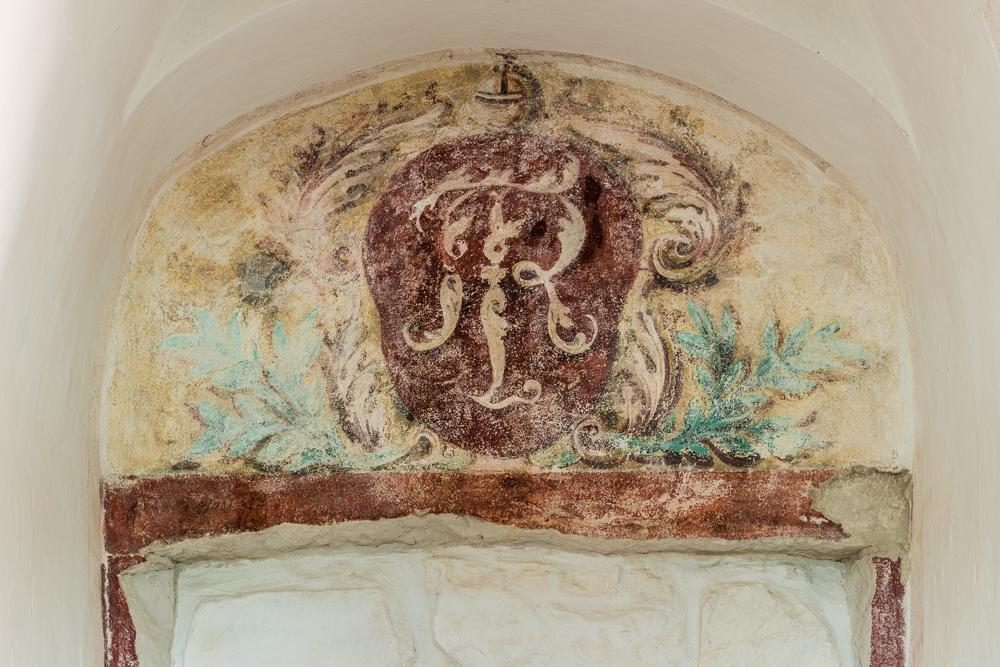 Wandmalerei aus dem Augusteischen Zeitalter