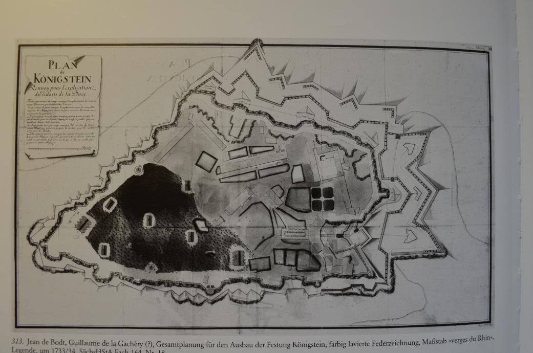 Festungsplan