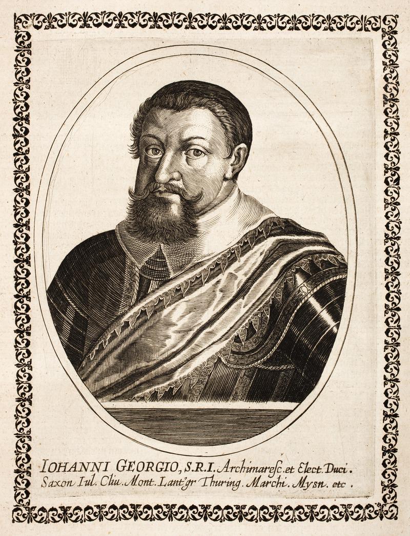 Bildnis Johann Georgs I.