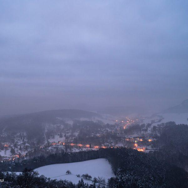 Ausblick auf Pfaffendorf