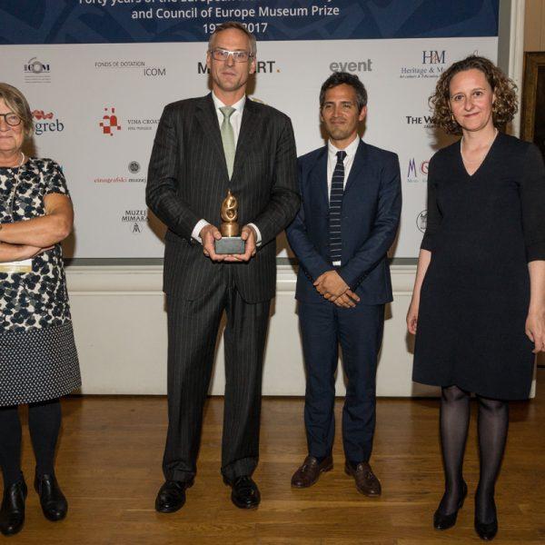 EMYA-Sieger 2017: Ethnografisches Museum Genf