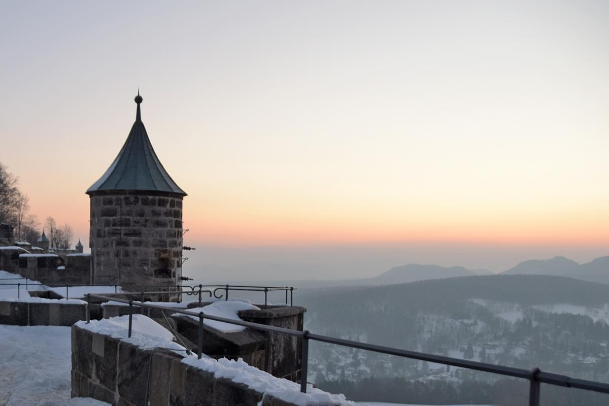 Wachturm an Zobels Eck