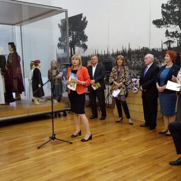 """Eröffnung der Ausstellung """"Argentum Titanium"""""""