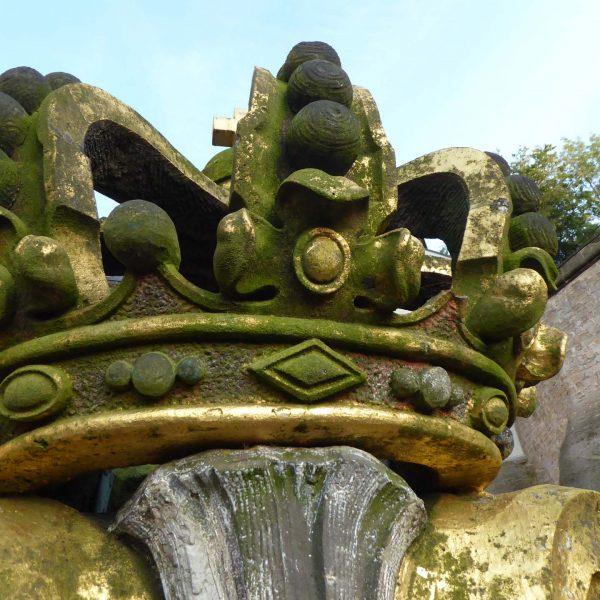 Krone des Medusentores