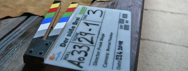 Filmklappe Der süße Brei
