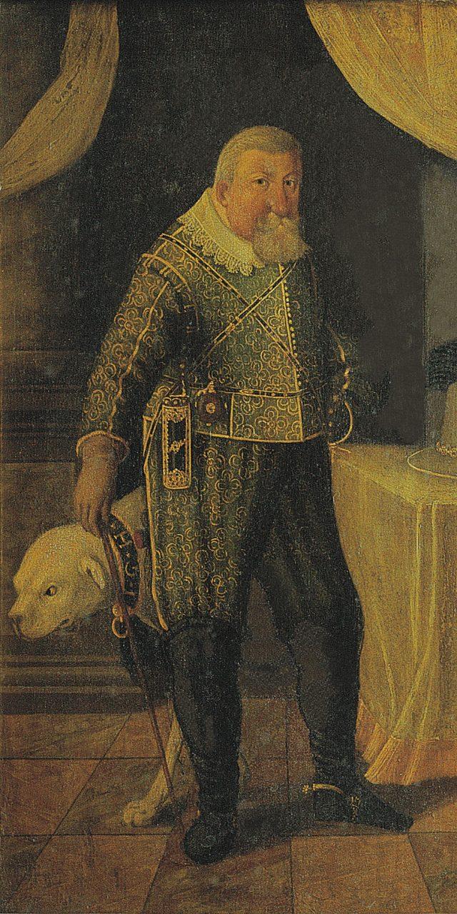 Kurfürst Johann Georg I